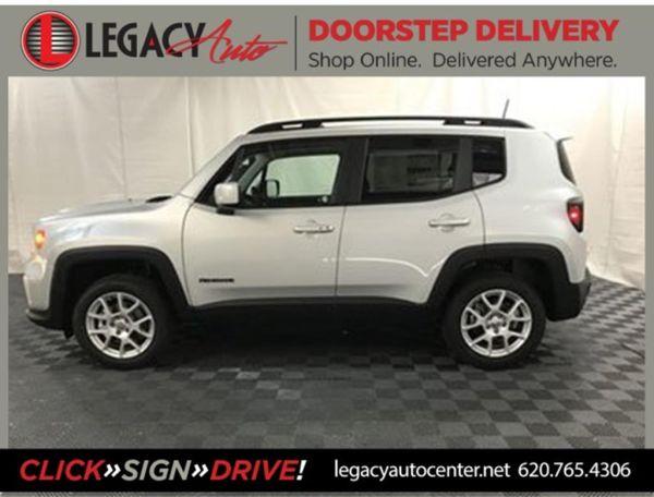2020 Jeep Renegade in Garden City, KS