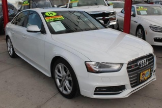 2014 Audi S4 For Sale Near Me