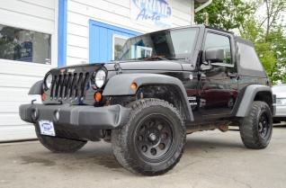 Used 2012 Jeep Wrangler Sport 4WD For Sale In Riverdale, NJ