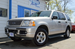 Used  Ford Explorer Dr  L Xlt Wd For Sale In Riverdale
