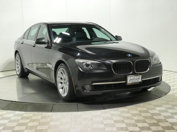 2012 BMW 7 Series in Schaumburg, IL