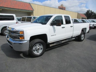 2017 Chevrolet Silverado 2500hd Work Truck Double Cab Long Box 2wd Alt For