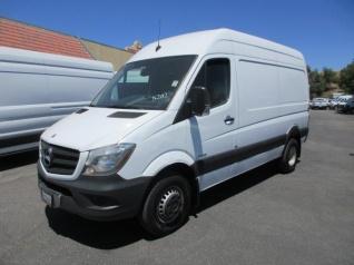 Used Mercedes-Benz Sprinter Cargo Vans for Sale in Los Angeles, CA