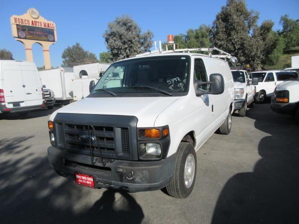 2009 Ford Econoline Cargo Van in Norco, CA