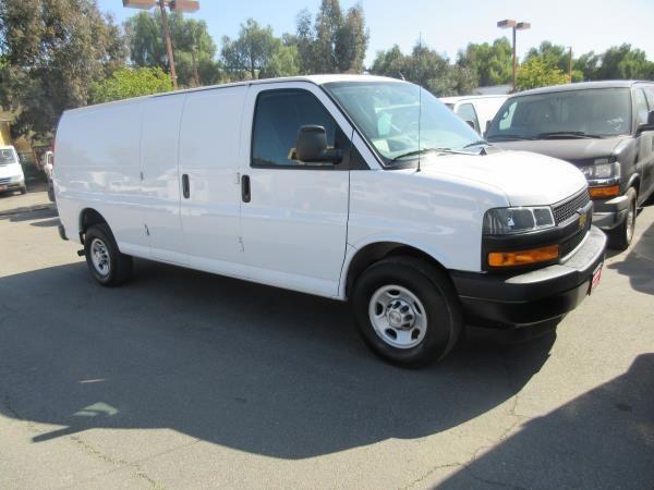 2019 Chevrolet Express Cargo Van in Norco, CA