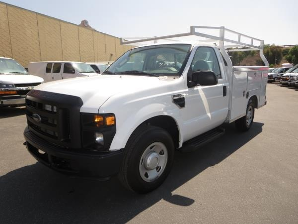 2009 Ford Super Duty F-250 in Norco, CA