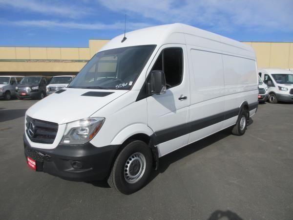 2018 Mercedes-Benz Sprinter Cargo Van in Norco, CA