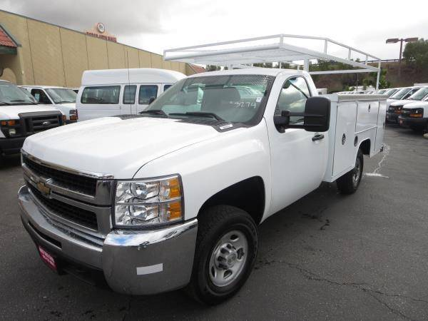 2008 Chevrolet Silverado 2500HD in Norco, CA