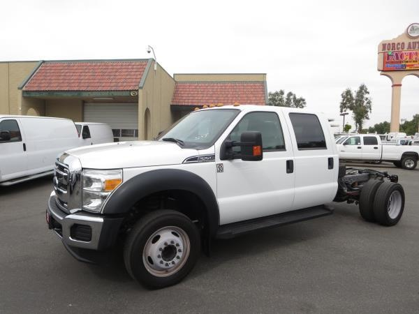 2012 Ford Super Duty F-550 in Norco, CA