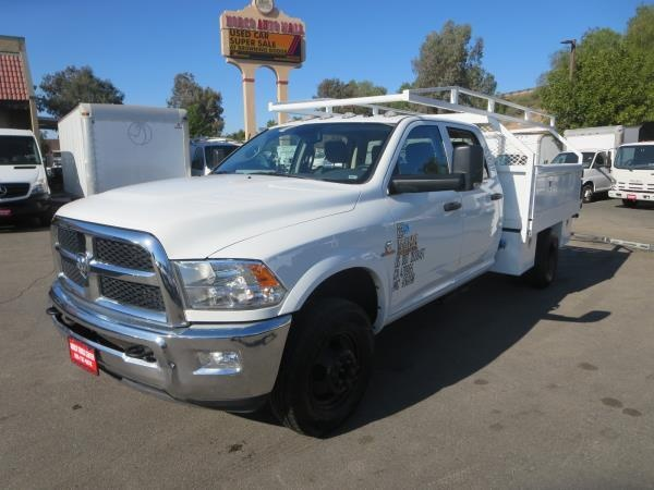 2015 Ram 3500 Chassis in Norco, CA