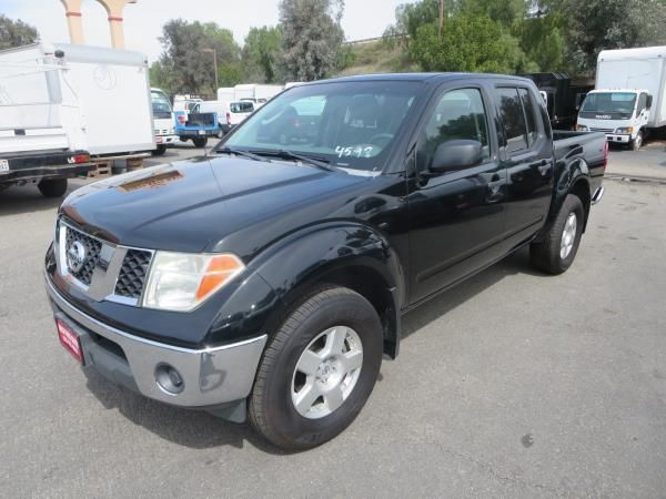 2008 Nissan Frontier in Norco, CA