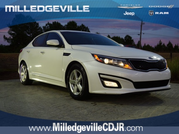 2015 Kia Optima in Milledgeville, GA