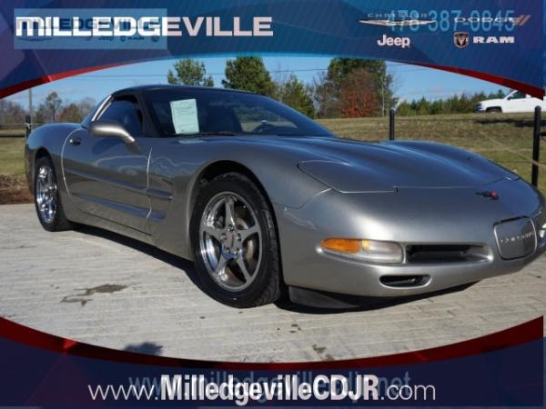 2000 Chevrolet Corvette in Milledgeville, GA