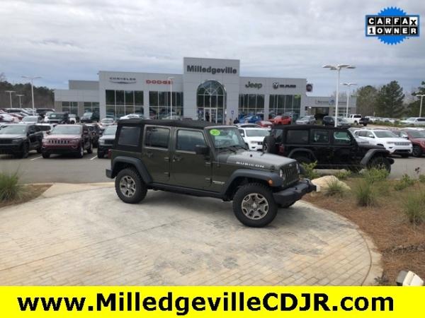 2015 Jeep Wrangler in Milledgeville, GA