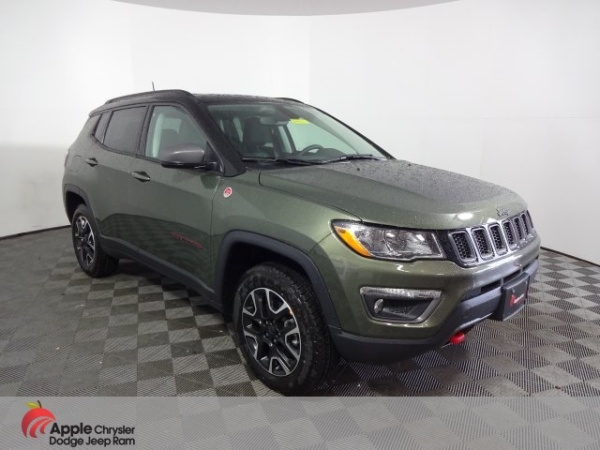 2020 Jeep Compass in Shakopee, MN