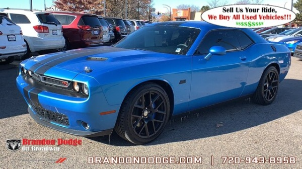 2015 Dodge Challenger in Littleton, CO