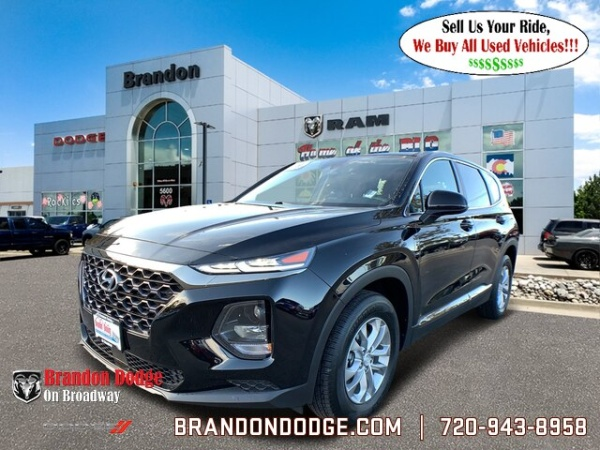 2019 Hyundai Santa Fe in Littleton, CO