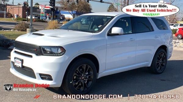 2020 Dodge Durango in Littleton, CO