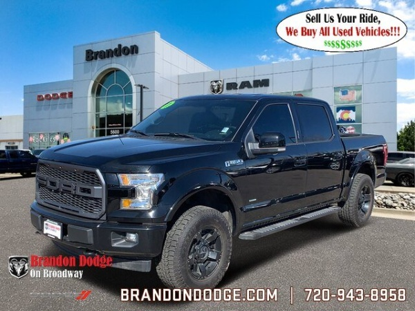 2017 Ford F-150 in Littleton, CO