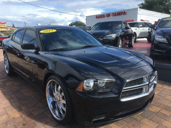 2012 Dodge Charger For Sale >> 2012 Dodge Charger Se Rwd For Sale In Tampa Fl Truecar