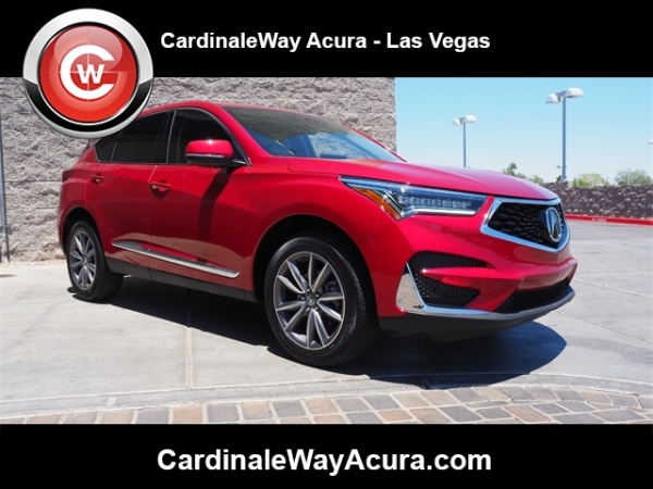 2020 Acura RDX in Las Vegas, NV