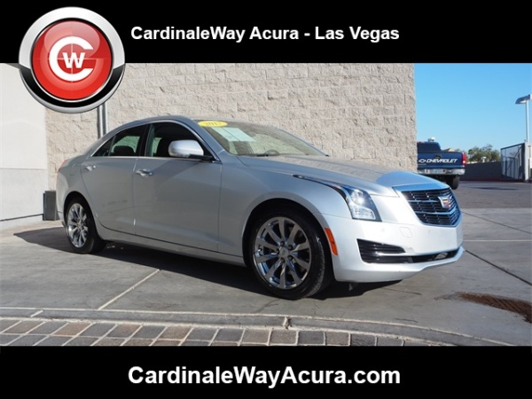 2017 Cadillac ATS in Las Vegas, NV