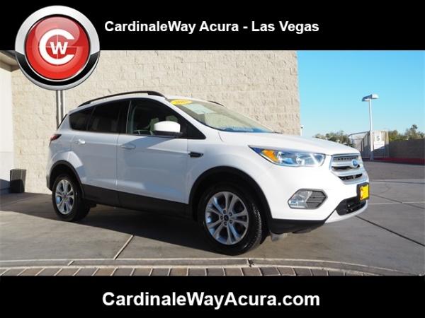 2018 Ford Escape in Las Vegas, NV