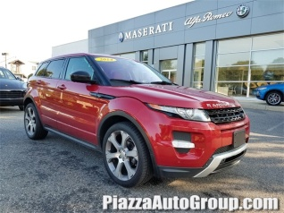 Used 2014 Land Rover Range Rover Evoque For Sale 42 Used 2014