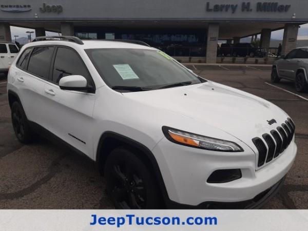 2018 Jeep Cherokee in Tucson, AZ