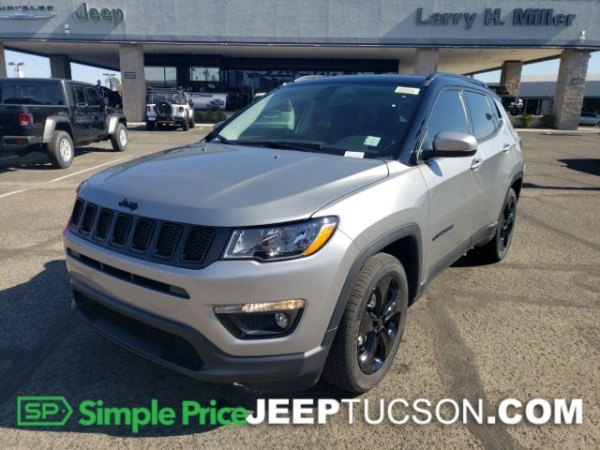 2020 Jeep Compass in Tucson, AZ