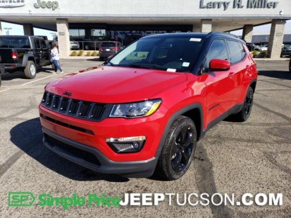 2020 Jeep Compass in Tucson, AZ