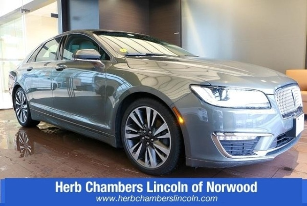 2017 Lincoln MKZ in Norwood, MA
