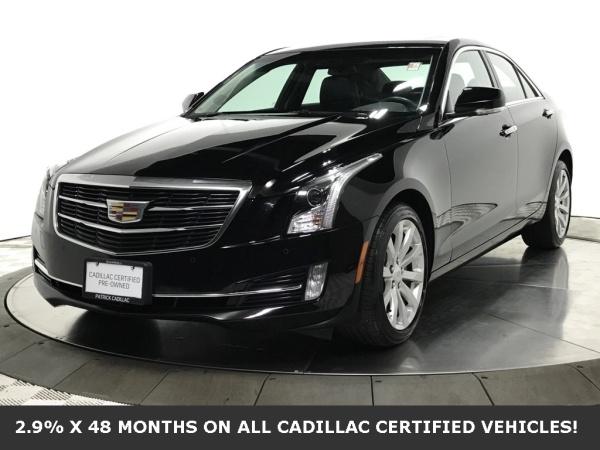 2018 Cadillac ATS in Schaumburg, IL