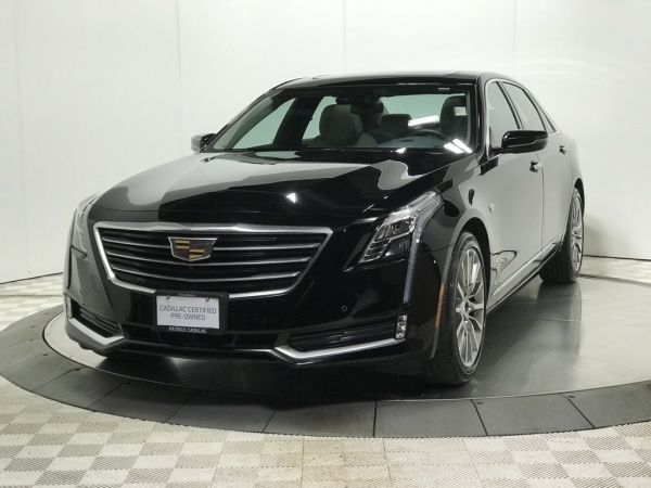 2018 Cadillac CT6 in Schaumburg, IL