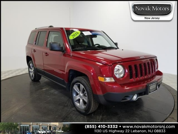 2016 Jeep Patriot in Lebanon, NJ