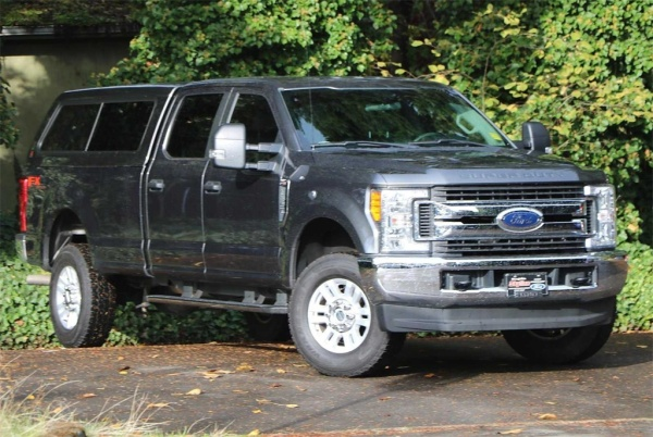 2017 Ford Super Duty F-350 in Keizer, OR