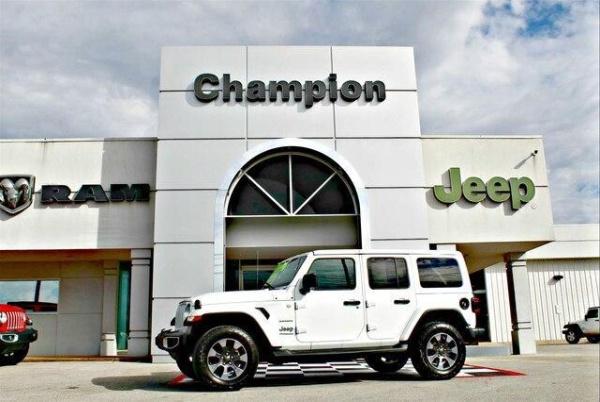 2018 Jeep Wrangler in Athens, AL