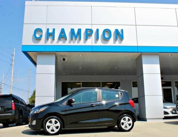 2020 Chevrolet Spark in Athens, AL