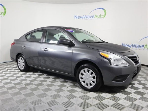 2019 Nissan Versa in Pinellas Park, FL