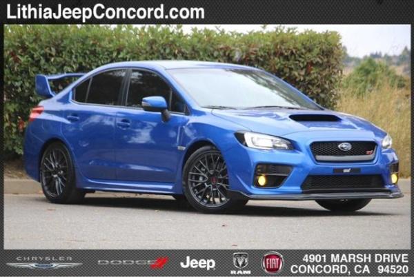 2015 Subaru WRX in Concord, CA