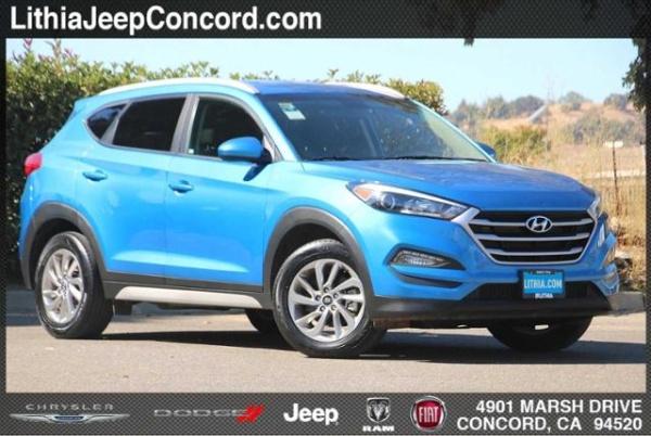 2018 Hyundai Tucson in Concord, CA
