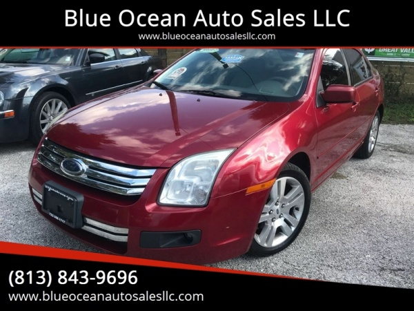 2007 Ford Fusion in Tampa, FL