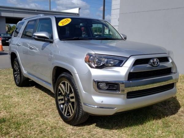 2018 Toyota 4Runner in Stuart, FL