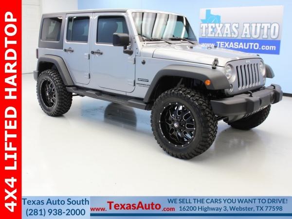 2017 Jeep Wrangler in Houston, TX
