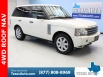 2008 Land Rover Range Rover HSE for Sale in Houston, TX