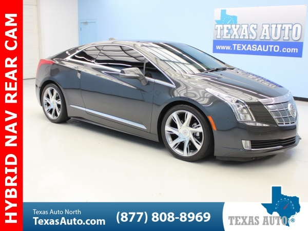 2014 Cadillac ELR in Houston, TX
