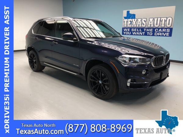 2017 BMW X5 in Houston, TX