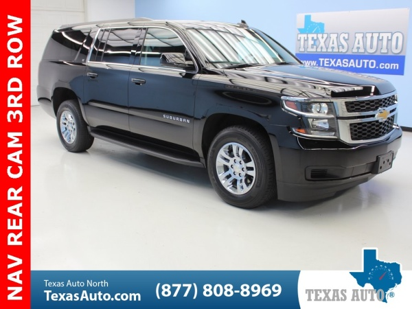 2018 Chevrolet Suburban in Houston, TX