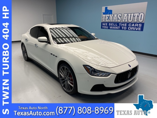2017 Maserati Ghibli in Houston, TX
