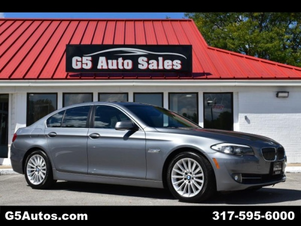 2011 BMW 5 Series in Fishers, IN